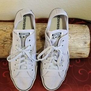 CONVERSE  ALL STAR Light GrayTennis Shoe 9
